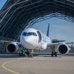 EASA совершили первый полет на опытном авиалайнере МС-21-300