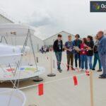 Команда Аэронет на «Острове 10-22» — лаборатория для студентов и школьников