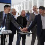 С.А. Жуков принял участие в открытии «Точки кипения» в Севастопольском госуниверситете