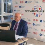 Перспективные технологии Аэронет обсудили СевГУ, «Военмех» и центр «Аэронет»
