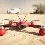 В Дубае прошли испытания всепогодного Российского беспилотника Seadrone